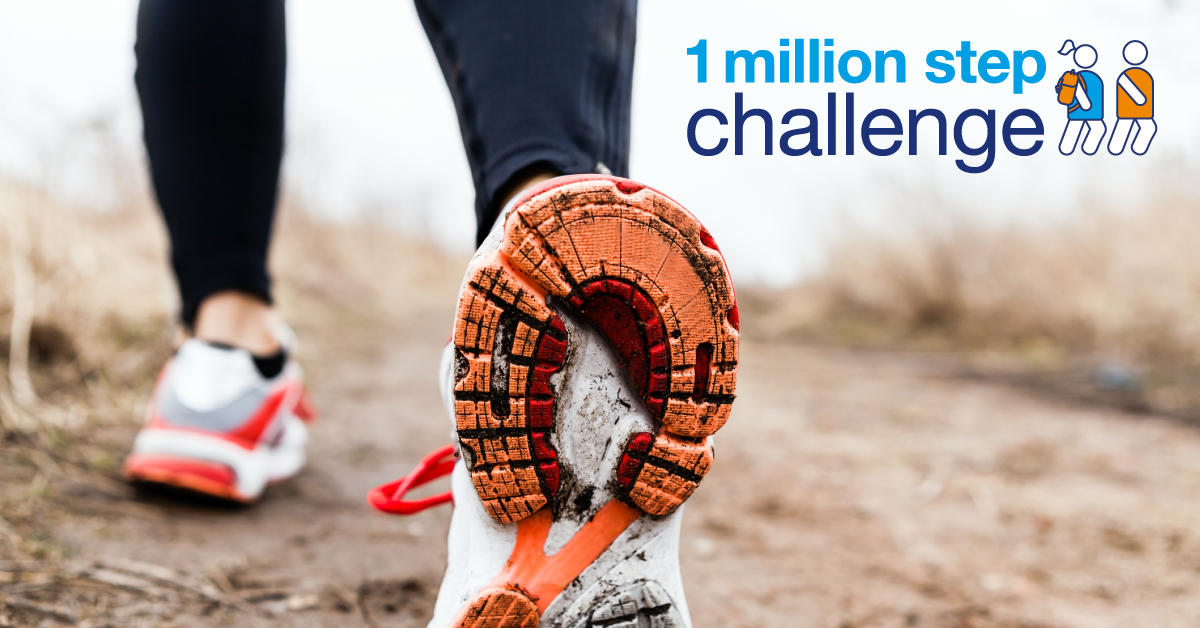Take On The 1 Million Step Challenge 2018 Diabetes Uk