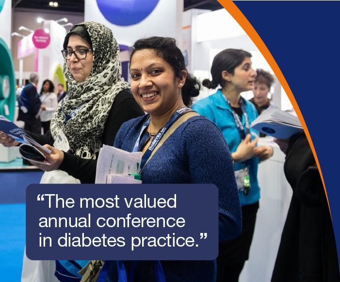 Diabetes UK Professional Conference 2020| Events | Diabetes UK