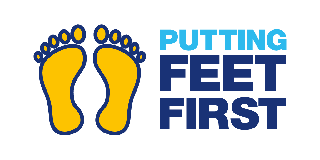 Putting Feet First