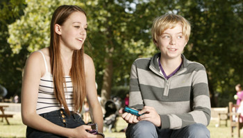 Information and resources for teens