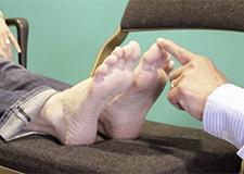 Diabetes And Feet Foot Problems Diabetes Uk