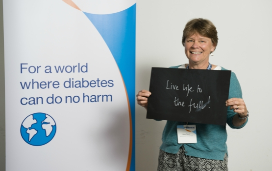 Diabetes voices