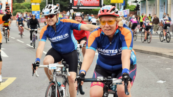 Take on the RideLondon challenge this year