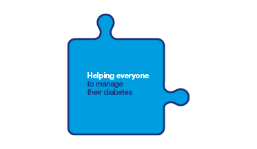 Helping everyone to manage their diabetes