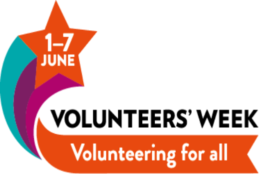 Volunteers' Week 2018