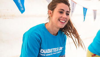 Make a donation to Diabetes UK