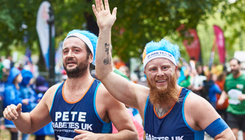 Fundraise for Diabetes UK