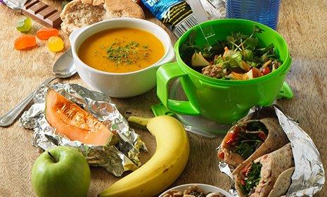 Healthy Swaps Lunch Diabetes Uk