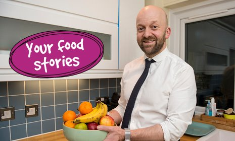 Your food stories - Simon