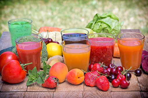 Fruit Juices And Smoothies Diabetes Uk