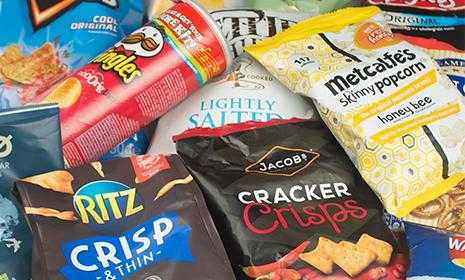 Crisps Diabetes Uk
