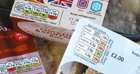 Understanding Food Labels Diabetes Uk