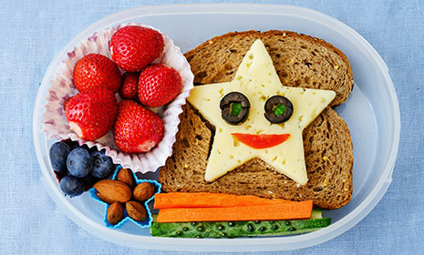 Mix things up with these nutritious, tasty lunch ideas that the kids will actually look forward to.
