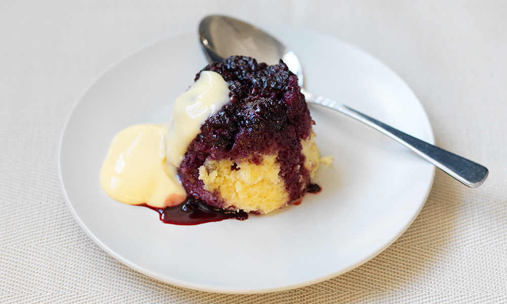 Apple And Raspberry Upside Down Cake Recipe Uk