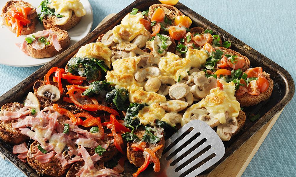 Breakfast crostini diabetes uk forumfinder Images