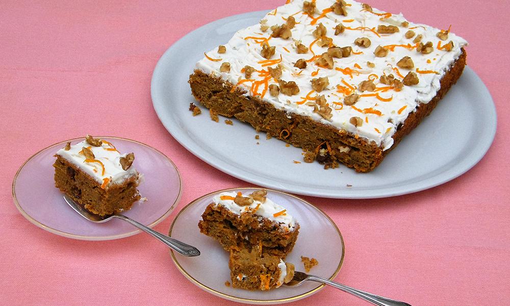 Carrot Cake Diabetes Uk