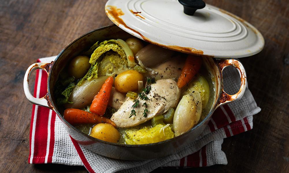 Chicken In A Pot Diabetes Uk