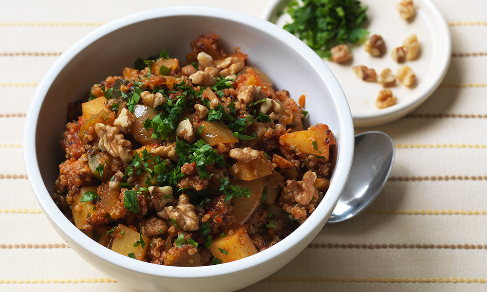 Recipe finder enjoy food diabetes uk andean style quinoa forumfinder Choice Image