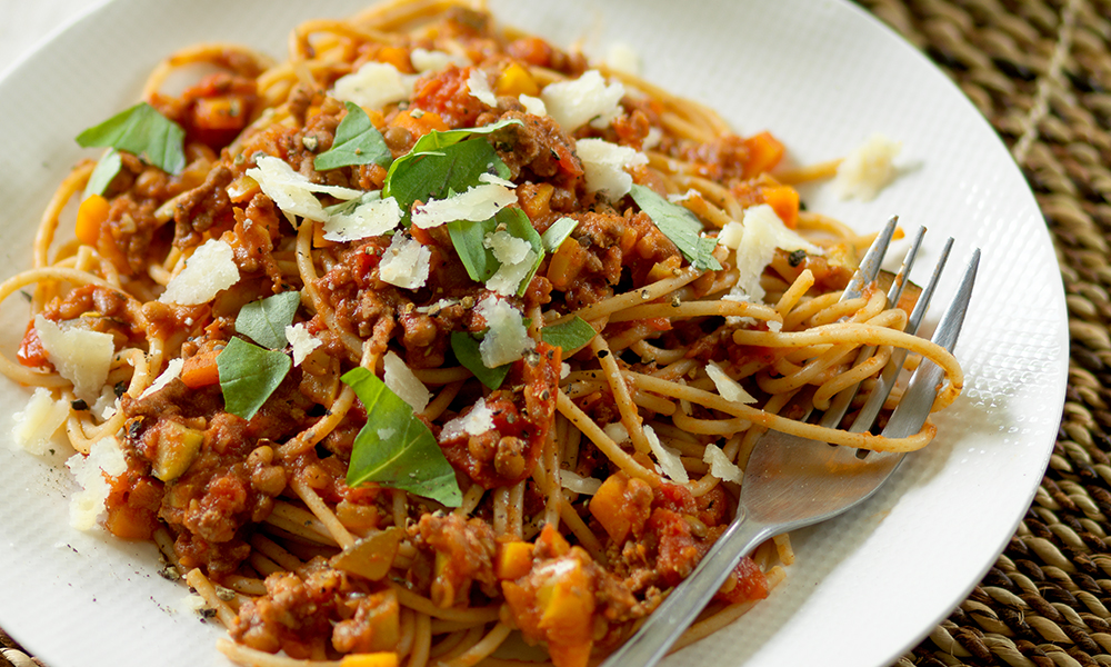 spaghetti bolognese diabetes uk