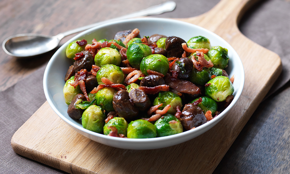 Super sprouts diabetes uk a souped up version of brussels sprouts ideal at christmas or with any roast dinner forumfinder Image collections