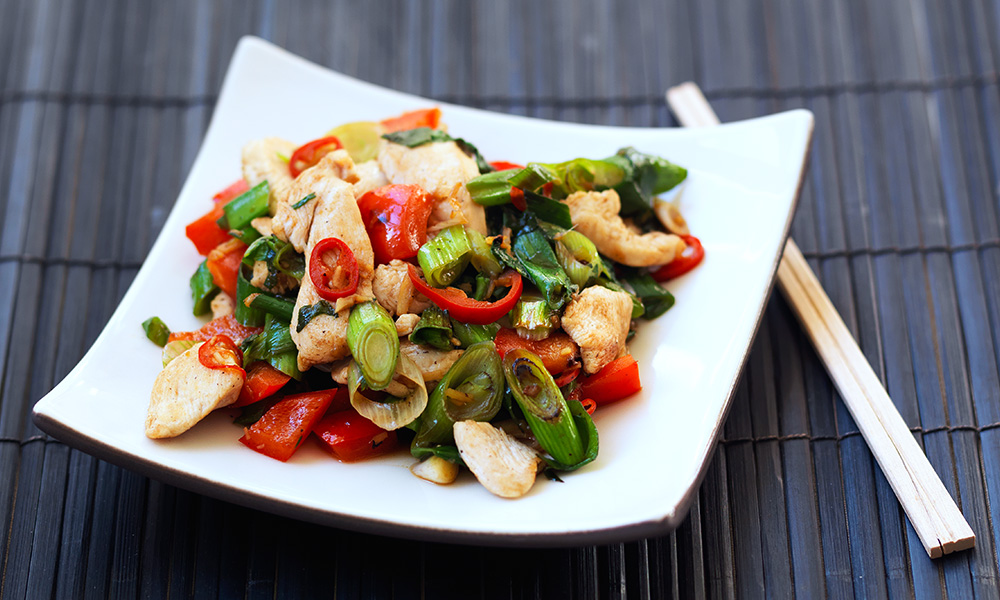 Thai Chicken Stir Fry Diabetes Uk
