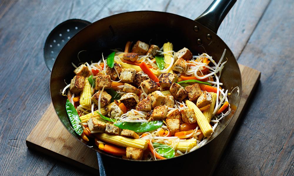 Tofu noodle stir fry diabetes uk tofu noodle stir fry forumfinder Image collections
