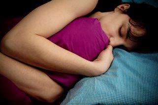 Giral soomalia sleeping teen from behind drag bars australian