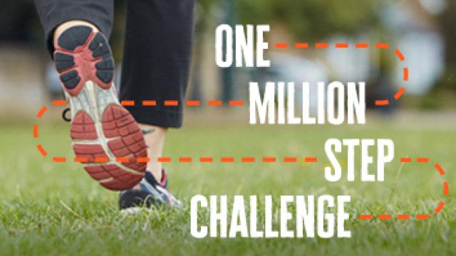 Join the One Million Step Challenge
