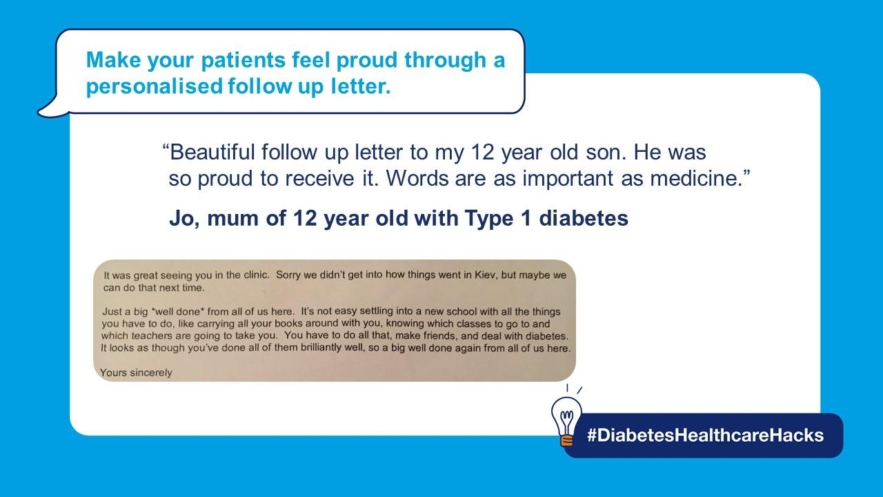Quick hacks to improve diabetes care | Diabetes UK