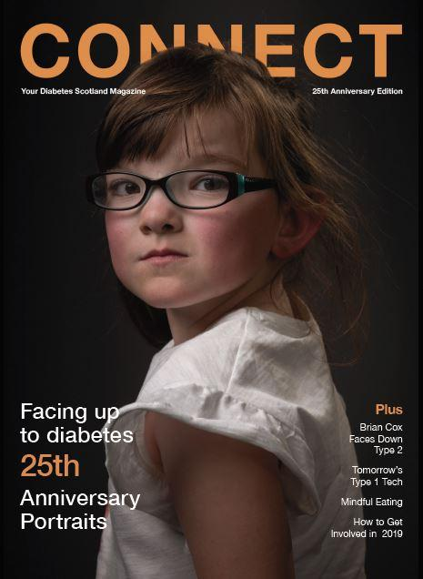 Diabetes Scotland Connect magazine