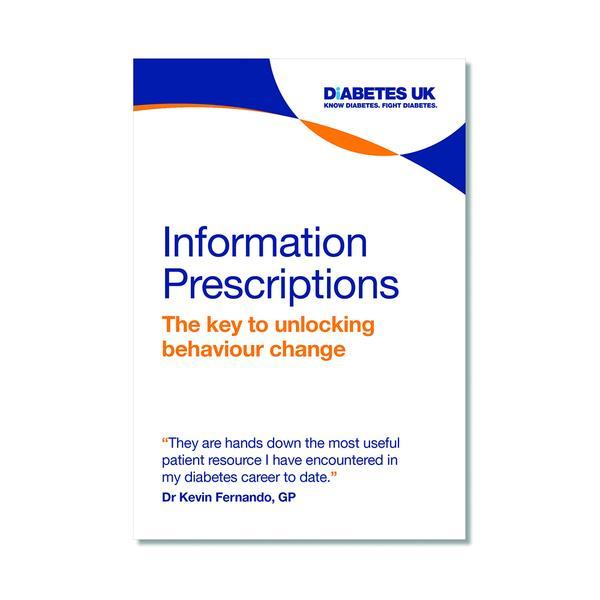 Information Prescription booklet