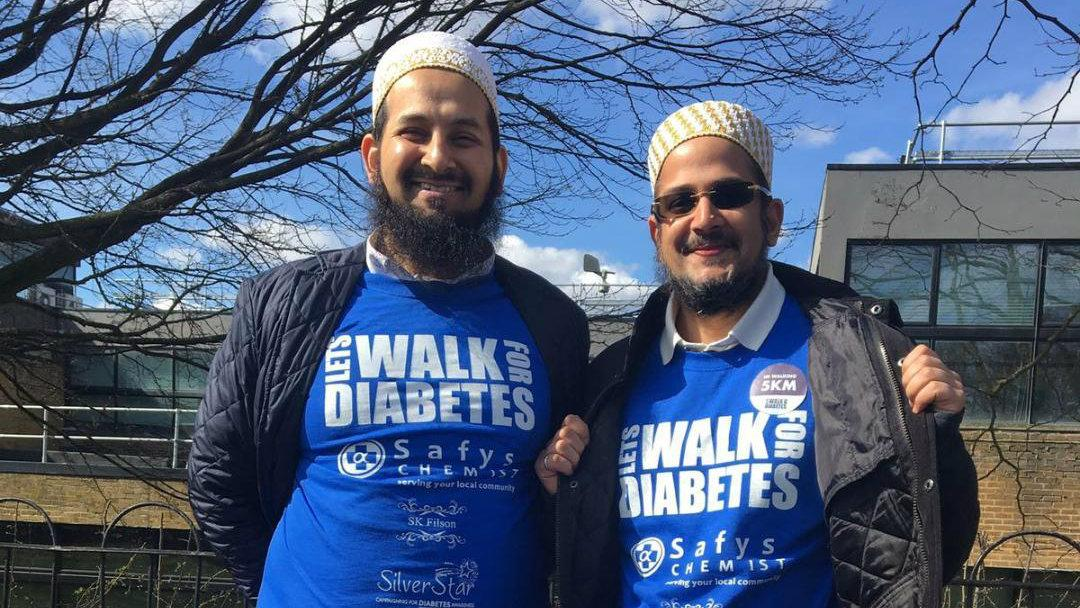 Your way walk for diabetes 2018