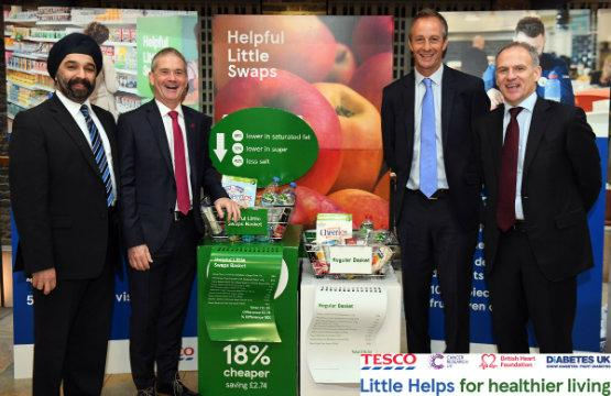 Launch of the new multi-year strategic partnership ''Little helps for healthier living'