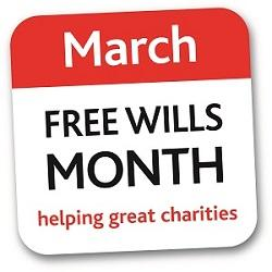 Image result for free wills month