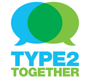 Type 2 Together Logo