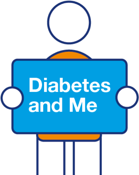 diabetes and me logo